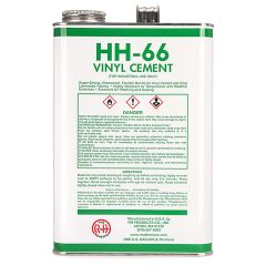 HH 66 Adhesive Vinyl Cement 128oz or Gallon