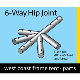 6 Way Hip Joint