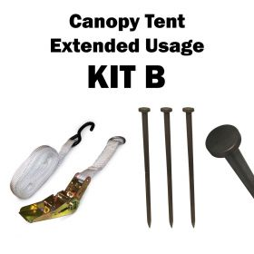 Canopy Tent Extended Usage, Kit B