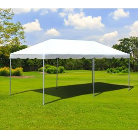 10' x 20' West Coast Frame Party Tent - White
