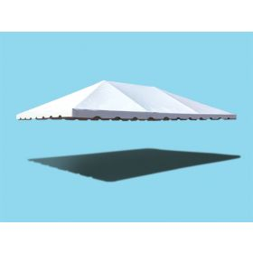 20' x 30' West Coast Frame Tent Top - White