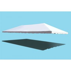 20' x 40' West Coast Frame Party Tent Top - White