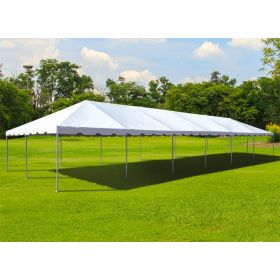 20' x 60' West Coast Frame Party Tent - White