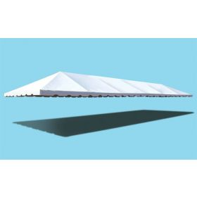 20' x 60' West Coast Frame Party Tent Top - White