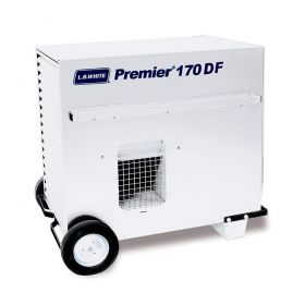 L.B. White Premier 170 Dual Fuel Outdoor Heater - USED