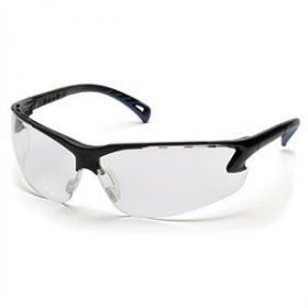 TRUGUARD Safety Glasses, Foam Lined, Clear