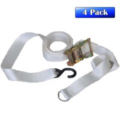 "1.5"" Ratchet Strap for High Peak Frame Tents, 4 Pack"