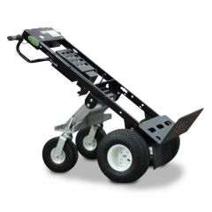 Electric Powered Transformer Hand Truck with Foot Plate