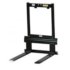 Fork Truck Attachment for Electric Powered Transformer Hand Truck