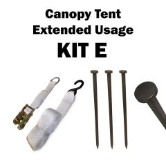 Canopy Tent Extended Usage, Kit E