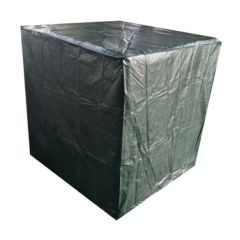 4' x 4' x 5' Green Pallet Cover Tarp