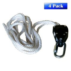 Ratchet Rope for High Peak Frame Canopy Tents, 4 Pack